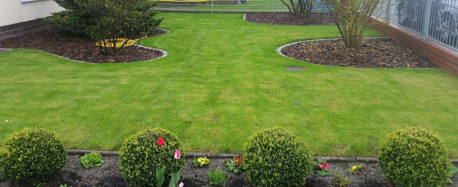 Private projekte garten eden for Garten eden